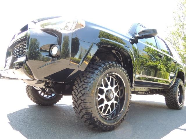 2016 Toyota 4Runner 4X4 3RD SEAT / CAM / WARRANTY / XD WHEELS / LIFTED - Photo 9 - Portland, OR 97217