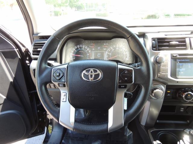2016 Toyota 4Runner 4X4 3RD SEAT / CAM / WARRANTY / XD WHEELS / LIFTED - Photo 39 - Portland, OR 97217