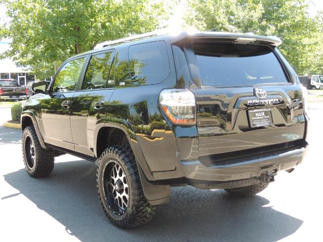 2016 Toyota 4Runner 4X4 3RD SEAT / CAM / WARRANTY / XD WHEELS / LIFTED - Photo 7 - Portland, OR 97217