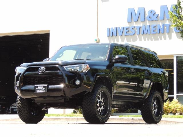 2016 Toyota 4Runner 4X4 3RD SEAT / CAM / WARRANTY / XD WHEELS / LIFTED - Photo 42 - Portland, OR 97217