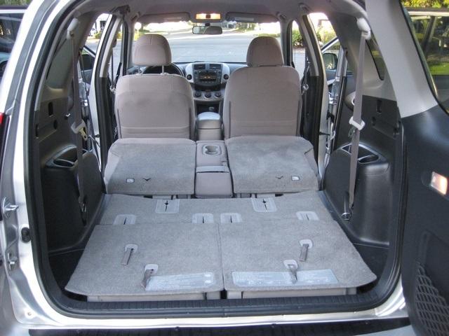 2007 Toyota Rav4 4wd 4 Cyl Auto 7 Passengers 3rd Row Seats