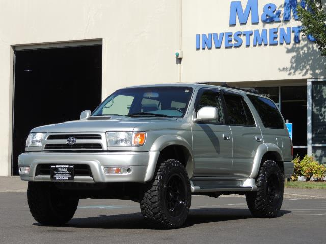 2000 Toyota 4Runner SR5 4dr SR5 / 4X4 /  5-SPEED MANUAL / LIFTED - Photo 34 - Portland, OR 97217