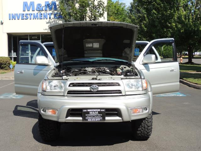 2000 Toyota 4Runner SR5 4dr SR5 / 4X4 /  5-SPEED MANUAL / LIFTED - Photo 32 - Portland, OR 97217
