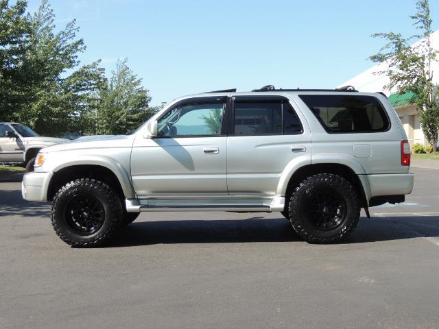2000 Toyota 4Runner SR5 4dr SR5 / 4X4 /  5-SPEED MANUAL / LIFTED - Photo 48 - Portland, OR 97217