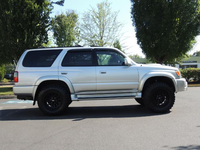 2000 Toyota 4Runner SR5 4dr SR5 / 4X4 /  5-SPEED MANUAL / LIFTED - Photo 49 - Portland, OR 97217