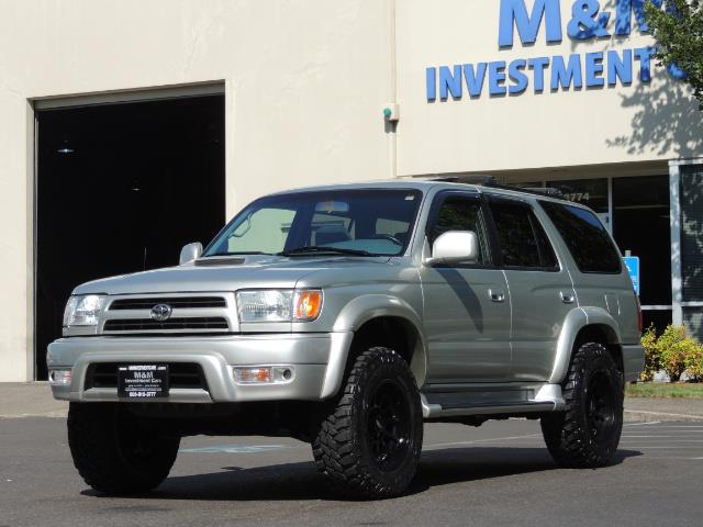 2000 Toyota 4Runner SR5 4dr SR5 / 4X4 /  5-SPEED MANUAL / LIFTED - Photo 44 - Portland, OR 97217