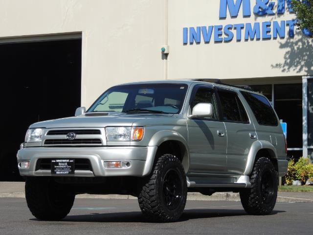 2000 Toyota 4Runner SR5 4dr SR5 / 4X4 /  5-SPEED MANUAL / LIFTED - Photo 46 - Portland, OR 97217