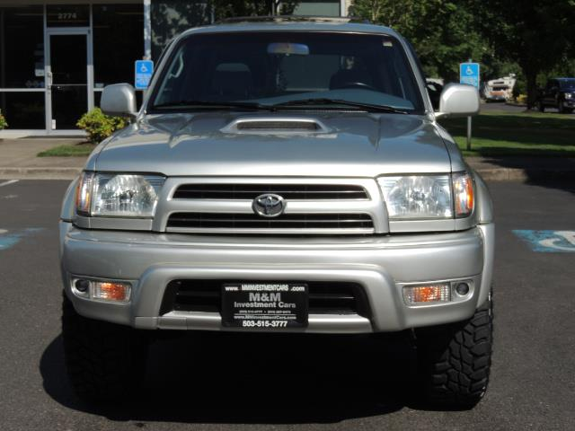 2000 Toyota 4Runner SR5 4dr SR5 / 4X4 /  5-SPEED MANUAL / LIFTED - Photo 5 - Portland, OR 97217