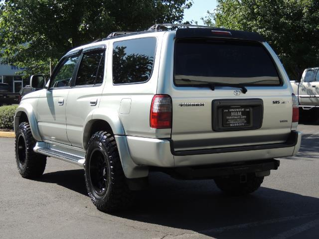 2000 Toyota 4Runner SR5 4dr SR5 / 4X4 /  5-SPEED MANUAL / LIFTED - Photo 53 - Portland, OR 97217