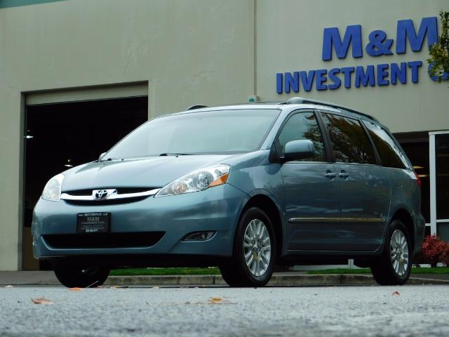 2010 Toyota Sienna XLE Limited / AWD / Leather / Navi / DVD / Sunroof - Photo 52 - Portland, OR 97217