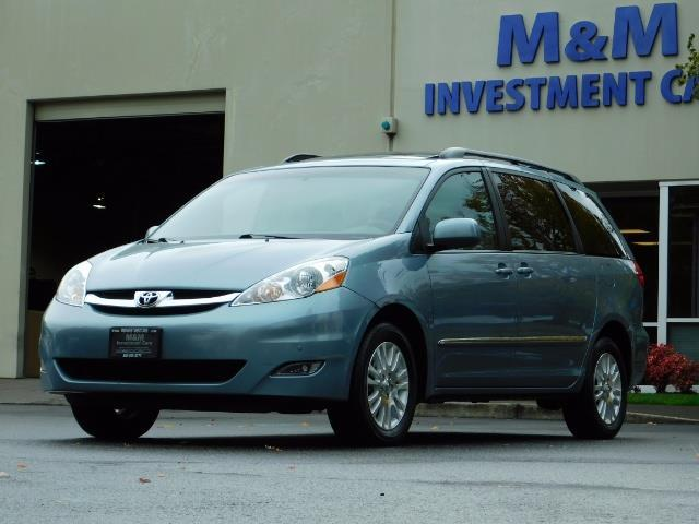 2010 Toyota Sienna XLE Limited / AWD / Leather / Navi / DVD / Sunroof - Photo 54 - Portland, OR 97217