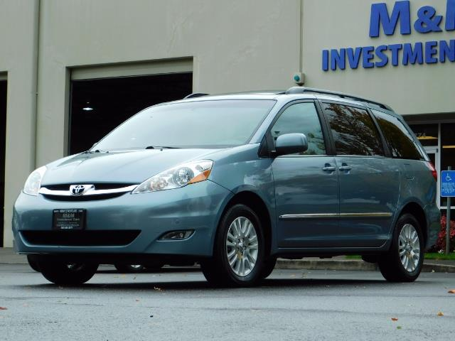 2010 Toyota Sienna XLE Limited / AWD / Leather / Navi / DVD / Sunroof - Photo 1 - Portland, OR 97217
