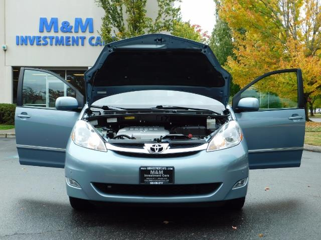 2010 Toyota Sienna XLE Limited / AWD / Leather / Navi / DVD / Sunroof - Photo 32 - Portland, OR 97217