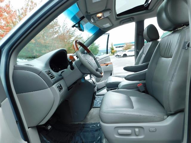 2010 Toyota Sienna XLE Limited / AWD / Leather / Navi / DVD / Sunroof - Photo 12 - Portland, OR 97217