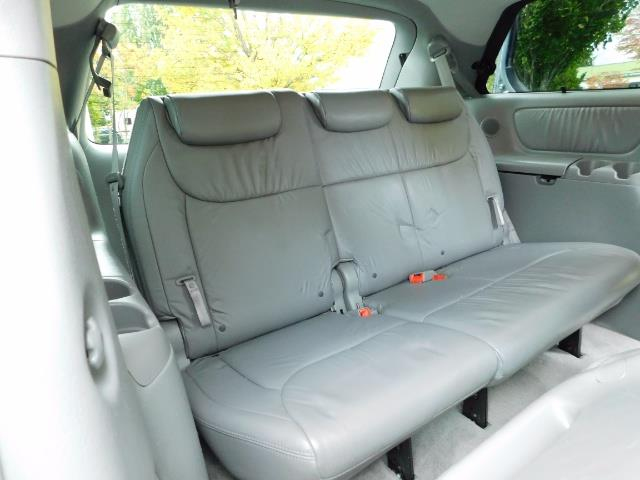 2010 Toyota Sienna XLE Limited / AWD / Leather / Navi / DVD / Sunroof - Photo 48 - Portland, OR 97217