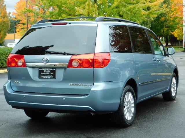 2010 Toyota Sienna XLE Limited / AWD / Leather / Navi / DVD / Sunroof - Photo 8 - Portland, OR 97217