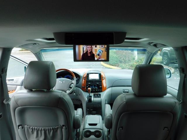 2010 Toyota Sienna XLE Limited / AWD / Leather / Navi / DVD / Sunroof - Photo 40 - Portland, OR 97217