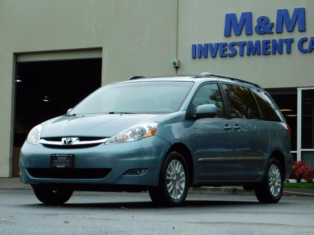2010 Toyota Sienna XLE Limited / AWD / Leather / Navi / DVD / Sunroof - Photo 53 - Portland, OR 97217