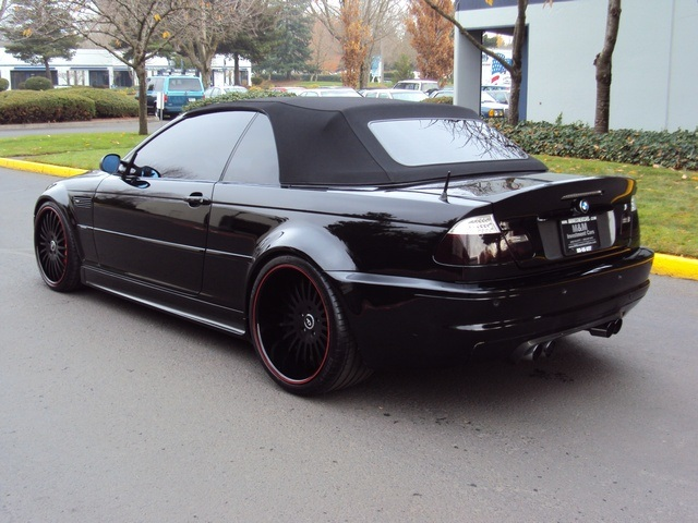 BMW M Convertible SMG Trans Navi ONE OF A KIND - 2006 bmw convertible