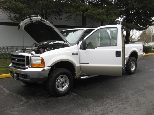 2000 Ford F-250 Super Duty Lariat/ 4x4/ 7.3L DIESEL/ Long Bed - Photo 8 - Portland, OR 97217