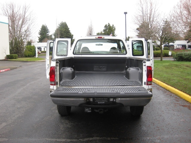 2000 Ford F-250 Super Duty Lariat/ 4x4/ 7.3L DIESEL/ Long Bed - Photo 11 - Portland, OR 97217