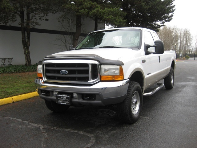 2000 Ford F-250 Super Duty Lariat/ 4x4/ 7.3L DIESEL/ Long Bed - Photo 1 - Portland, OR 97217