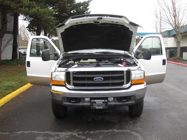 2000 Ford F-250 Super Duty Lariat/ 4x4/ 7.3L DIESEL/ Long Bed - Photo 15 - Portland, OR 97217