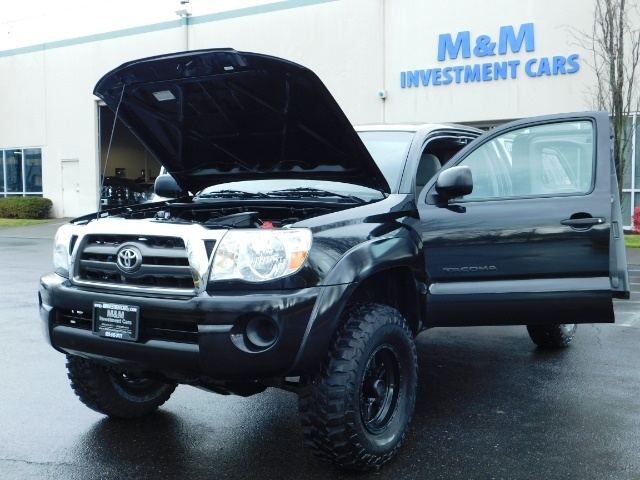 2009 Toyota Tacoma Access Cab 4X4 / TRD OFF ROAD / 5 SPEED / 58K MILS - Photo 26 - Portland, OR 97217