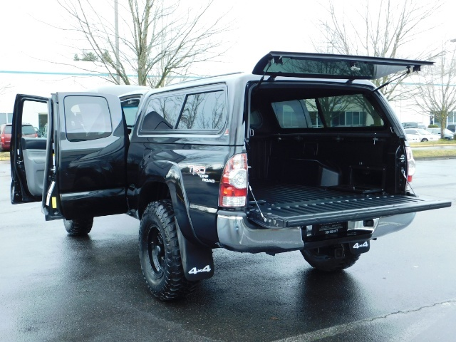 2009 Toyota Tacoma Access Cab 4X4 / TRD OFF ROAD / 5 SPEED / 58K MILS - Photo 27 - Portland, OR 97217