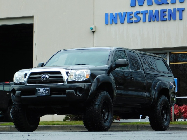 2009 Toyota Tacoma Access Cab 4X4 / TRD OFF ROAD / 5 SPEED / 58K MILS - Photo 41 - Portland, OR 97217