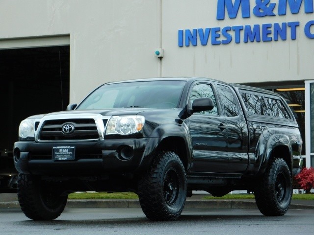2009 Toyota Tacoma Access Cab 4X4 / TRD OFF ROAD / 5 SPEED / 58K MILS - Photo 42 - Portland, OR 97217