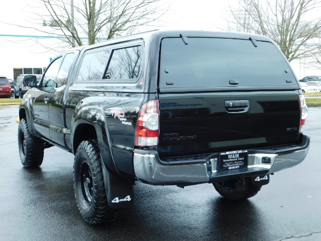 2009 Toyota Tacoma Access Cab 4X4 / TRD OFF ROAD / 5 SPEED / 58K MILS - Photo 7 - Portland, OR 97217