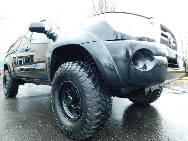 2009 Toyota Tacoma Access Cab 4X4 / TRD OFF ROAD / 5 SPEED / 58K MILS - Photo 12 - Portland, OR 97217