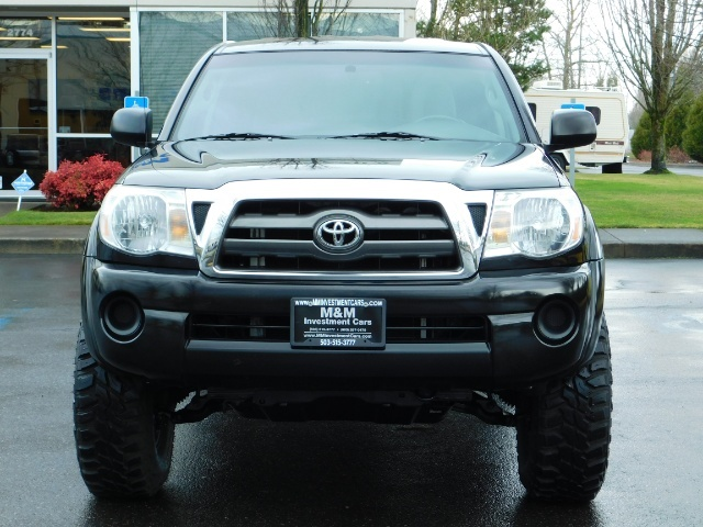 2009 Toyota Tacoma Access Cab 4X4 / TRD OFF ROAD / 5 SPEED / 58K MILS - Photo 5 - Portland, OR 97217