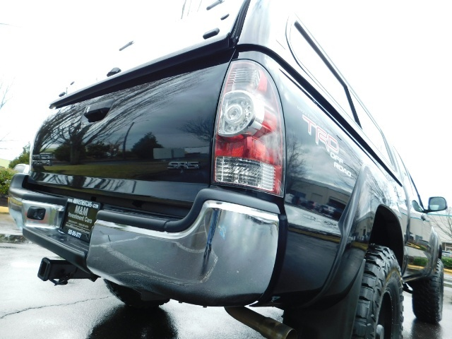 2009 Toyota Tacoma Access Cab 4X4 / TRD OFF ROAD / 5 SPEED / 58K MILS - Photo 11 - Portland, OR 97217