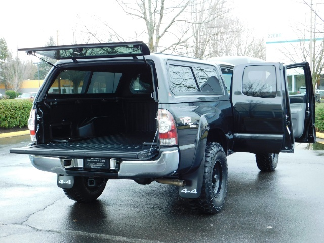 2009 Toyota Tacoma Access Cab 4X4 / TRD OFF ROAD / 5 SPEED / 58K MILS - Photo 30 - Portland, OR 97217