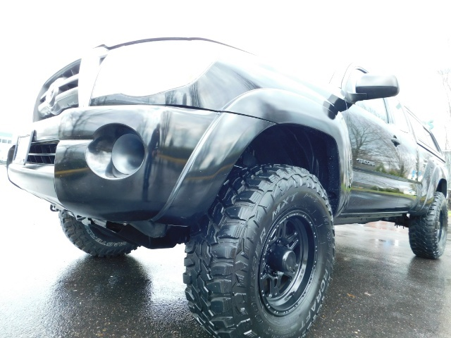 2009 Toyota Tacoma Access Cab 4X4 / TRD OFF ROAD / 5 SPEED / 58K MILS - Photo 9 - Portland, OR 97217