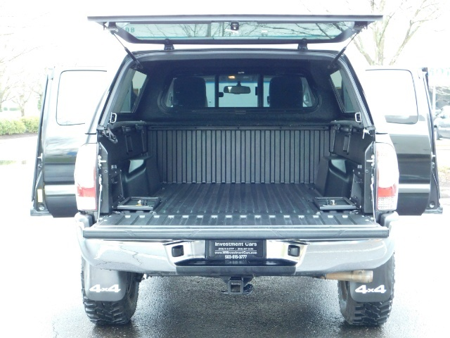 2009 Toyota Tacoma Access Cab 4X4 / TRD OFF ROAD / 5 SPEED / 58K MILS - Photo 28 - Portland, OR 97217