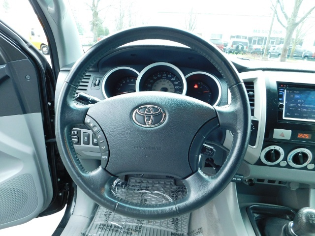 2009 Toyota Tacoma Access Cab 4X4 / TRD OFF ROAD / 5 SPEED / 58K MILS - Photo 37 - Portland, OR 97217