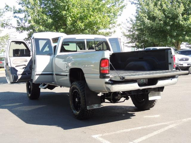 1999 Dodge Ram 2500 4X4 / 5.9 L CUMMINS DIESEL / Long Bed / LIFTED !! - Photo 29 - Portland, OR 97217