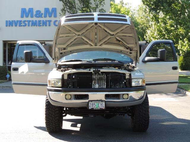 1999 Dodge Ram 2500 4X4 / 5.9 L CUMMINS DIESEL / Long Bed / LIFTED !! - Photo 71 - Portland, OR 97217