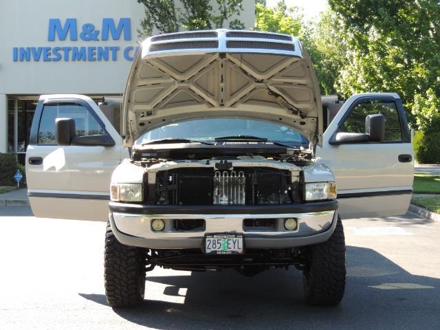 1999 Dodge Ram 2500 4X4 / 5.9 L CUMMINS DIESEL / Long Bed / LIFTED !! - Photo 32 - Portland, OR 97217