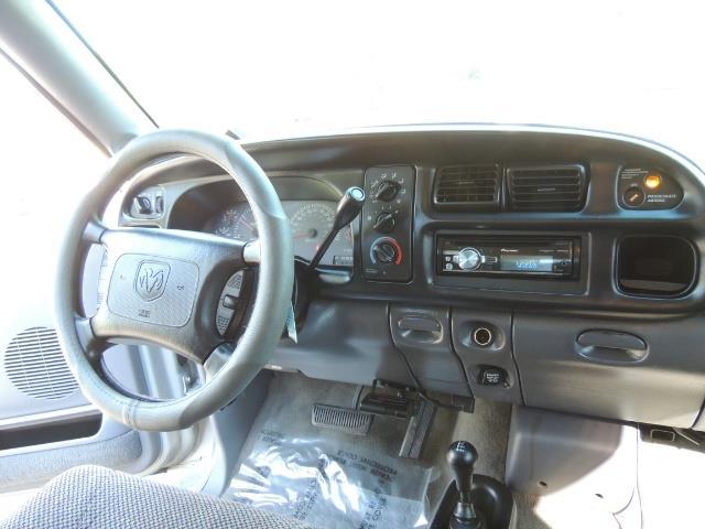 1999 Dodge Ram 2500 4X4 / 5.9 L CUMMINS DIESEL / Long Bed / LIFTED !! - Photo 25 - Portland, OR 97217