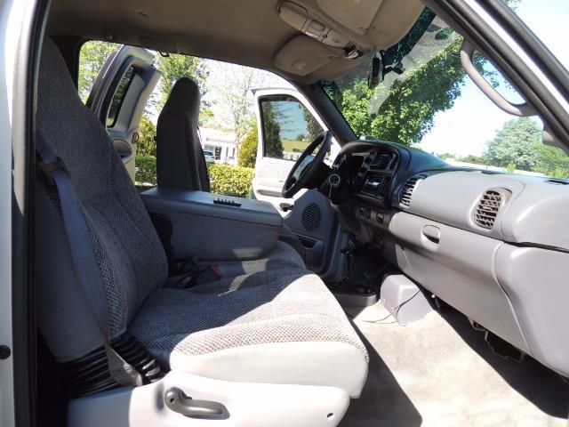 1999 Dodge Ram 2500 4X4 / 5.9 L CUMMINS DIESEL / Long Bed / LIFTED !! - Photo 17 - Portland, OR 97217