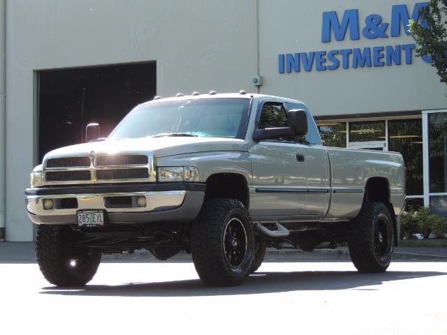 1999 Dodge Ram 2500 4X4 / 5.9 L CUMMINS DIESEL / Long Bed / LIFTED !! - Photo 80 - Portland, OR 97217