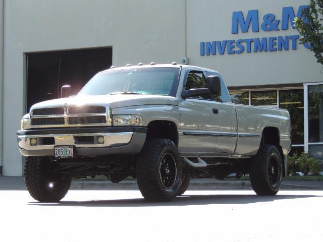 1999 dodge ram 2500 4x4 5 9 l cummins diesel long bed lifted. Black Bedroom Furniture Sets. Home Design Ideas