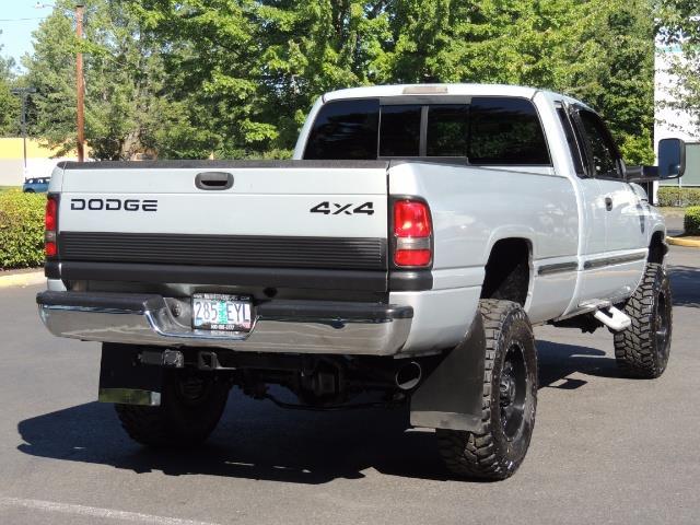 1999 Dodge Ram 2500 4X4 / 5.9 L CUMMINS DIESEL / Long Bed / LIFTED !! - Photo 8 - Portland, OR 97217