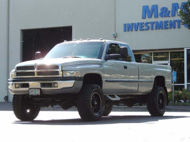 1999 Dodge Ram 2500 4X4 / 5.9 L CUMMINS DIESEL / Long Bed / LIFTED !! - Photo 79 - Portland, OR 97217