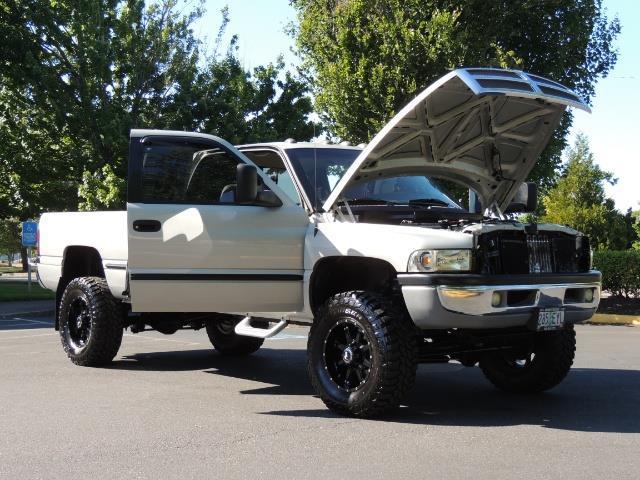 1999 Dodge Ram 2500 4X4 / 5.9 L CUMMINS DIESEL / Long Bed / LIFTED !! - Photo 70 - Portland, OR 97217