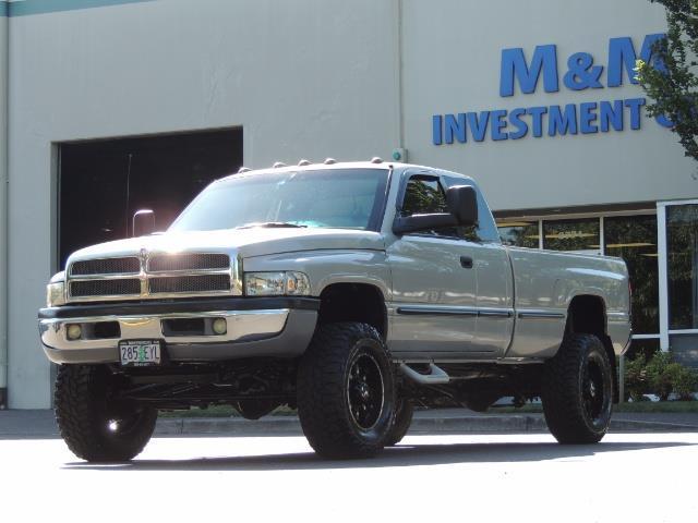 1999 Dodge Ram 2500 4X4 / 5.9 L CUMMINS DIESEL / Long Bed / LIFTED !! - Photo 82 - Portland, OR 97217